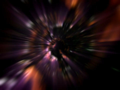 Blurred Tunnel #1 Stock Video Footage