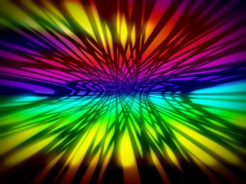 Rainbow Space #2 Animation