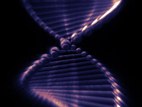 Double Helix #1 Stock Video Footage