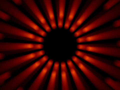 Radial Light #1 Stock Video Footage