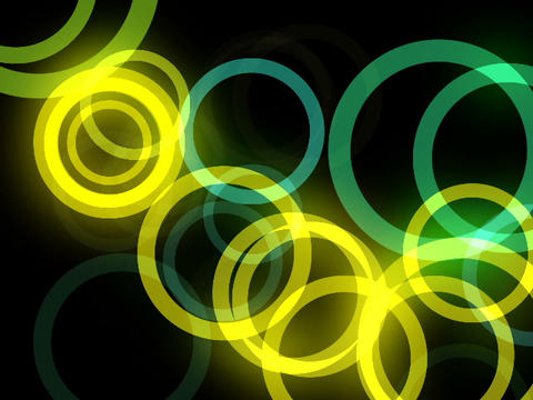 Ring Scatter #2 Animation
