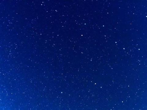 Milky Way in the night sky. Fisheye. Time Lapse Footage