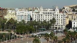 Alicante Spain 3 Stock Video Footage