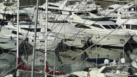 Alicante Spain 7 port Footage