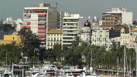 Alicante Spain 9 Footage