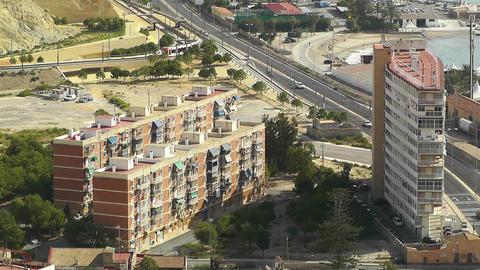 Alicante Spain 11 aerial Footage