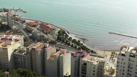 Alicante Spain 13 aerial Footage