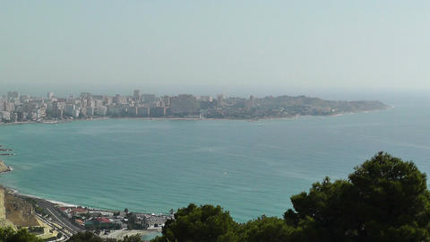 Alicante Spain 24 Stock Video Footage