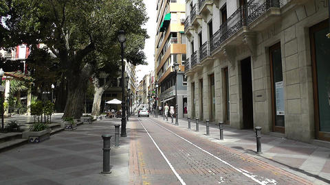 Alicante Spain 45 Stock Video Footage