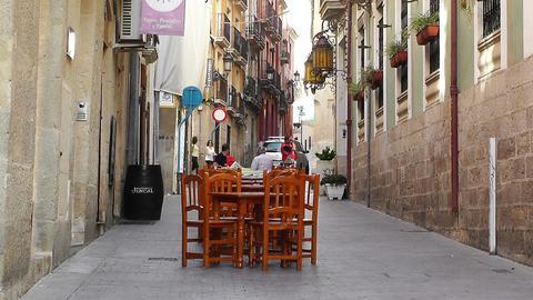 Alicante Spain 78 Footage