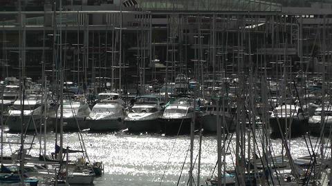 Alicante Spain 105 port Stock Video Footage