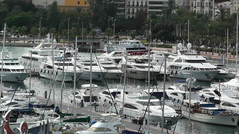 Alicante Spain 109 Stock Video Footage