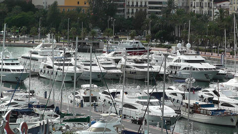 Alicante Spain 109 Footage