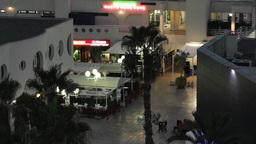 Alicante Spain 118 evening Stock Video Footage