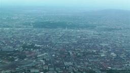 Budapest Aerial 2 Footage