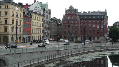 Gamla Stan Stockholm 2013 4 Footage