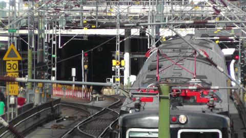 Gamla Stan Stockholm 2013 8 train Footage