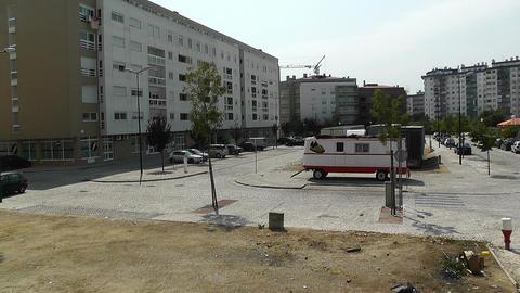 Lisbon Suburb 3 Footage
