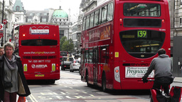 Piccadily Circus London 22 Footage