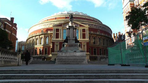 Royal Albert Hall London 1 handheld Footage