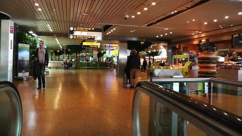 Schipol Airport Amsterdam 6 Footage