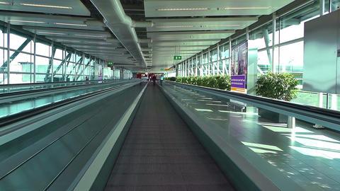 Schipol Airport Amsterdam 14 Stock Video Footage