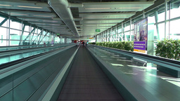 Schipol Airport Amsterdam 14 Stock Video Footage