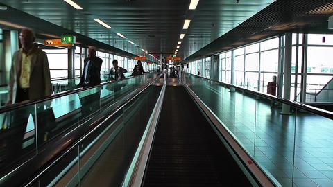 Schipol Airport Amsterdam 18 Footage