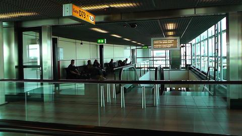 Schipol Airport Amsterdam 20 Footage