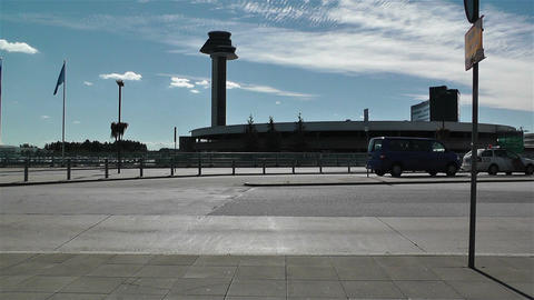 Stockholm Arlanda International Airport 1 Stock Video Footage