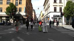Stockholm Drottniggatan 8 Footage