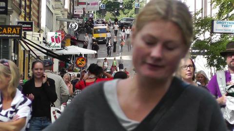 Stockholm Drottniggatan 10 Footage