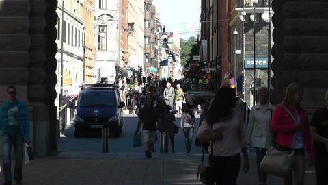Stockholm Drottniggatan 14 Footage