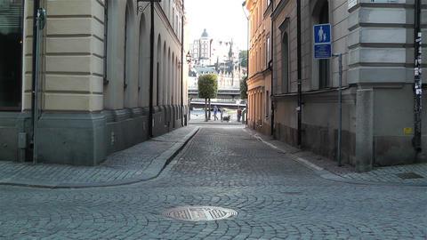 Stockholm Gamla Stan 2013 20 Stock Video Footage