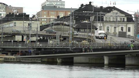 Stockholm Norrmalm 1 Footage