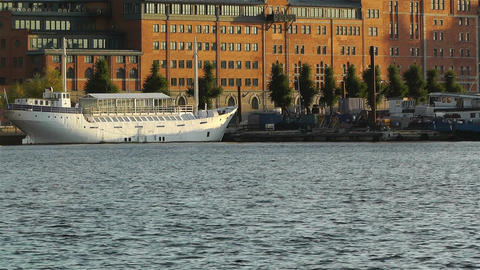 Stockholm View 3 Stock Video Footage