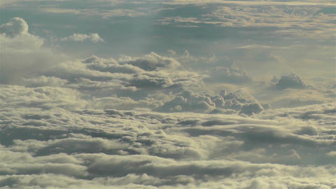Stratocumulus from Above 6 Footage