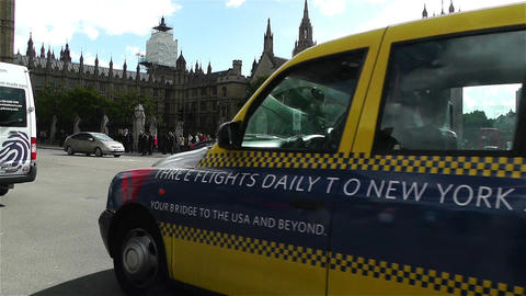 Westminster London British Parliament 4 Stock Video Footage