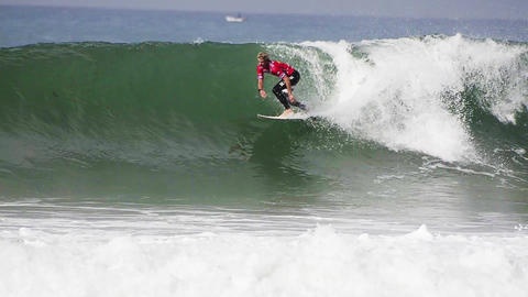 John Florence (HAW) Stock Video Footage