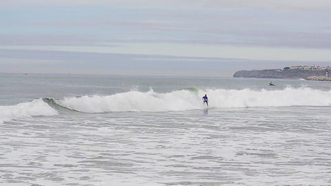 Josh Kerr (AUS) Stock Video Footage