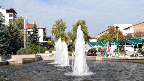 Sandanski, Bulgaria Footage