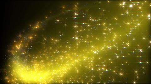 Light streaks and particles D 2a HD CG動画