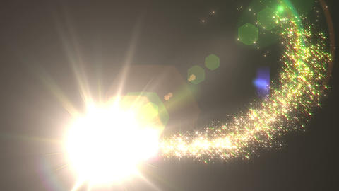 Light streaks and particles Dr 1a 2 HD Stock Video Footage