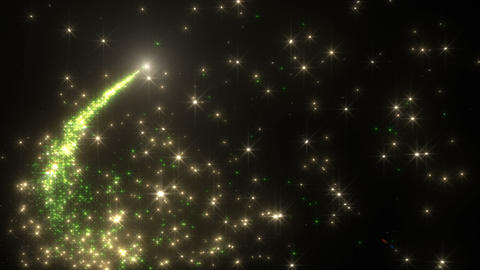 Light streaks and particles Dr 2a 2 HD Stock Video Footage