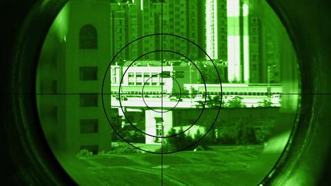 sniper Footage