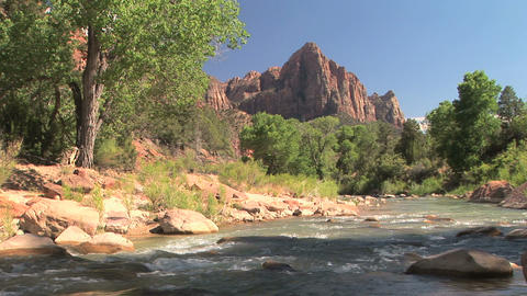 Zion Stock Video Footage