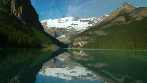 Lake Louise Stock Video Footage