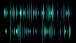 Waveform sound Stock Video Footage