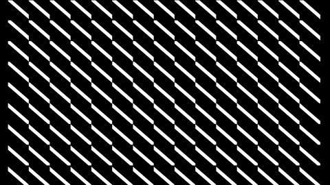 Trangle Grid w M Stock Video Footage