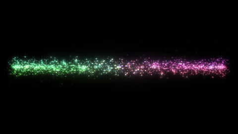 Light streaks and particles 2 Cr 2a 3 HD Stock Video Footage